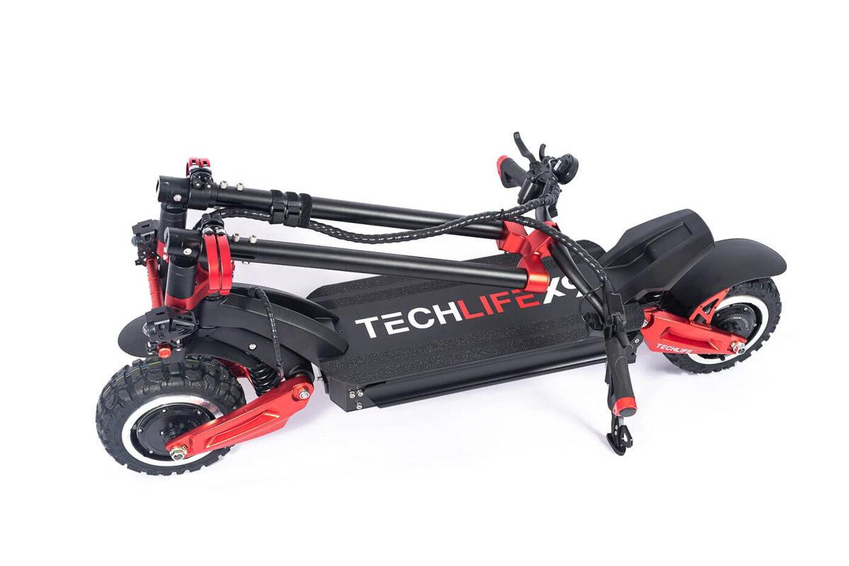 Techlife X9 Elektriskais skrejritenis