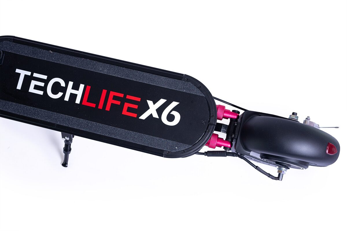 Techlife X6 Elektriskais skrejritenis