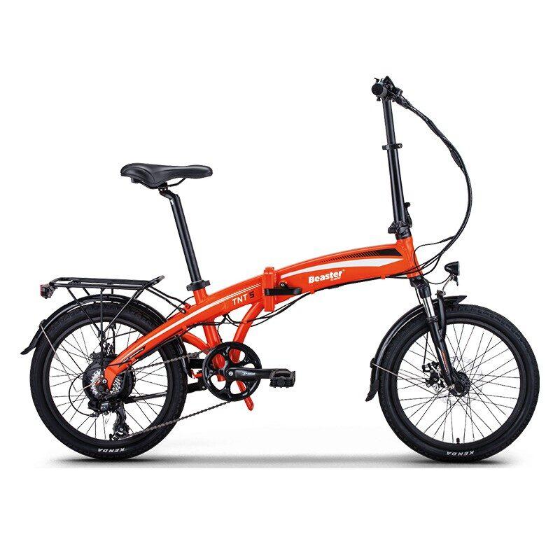 Beaster BS115O Elektriskais velosipēds (Oranžs)