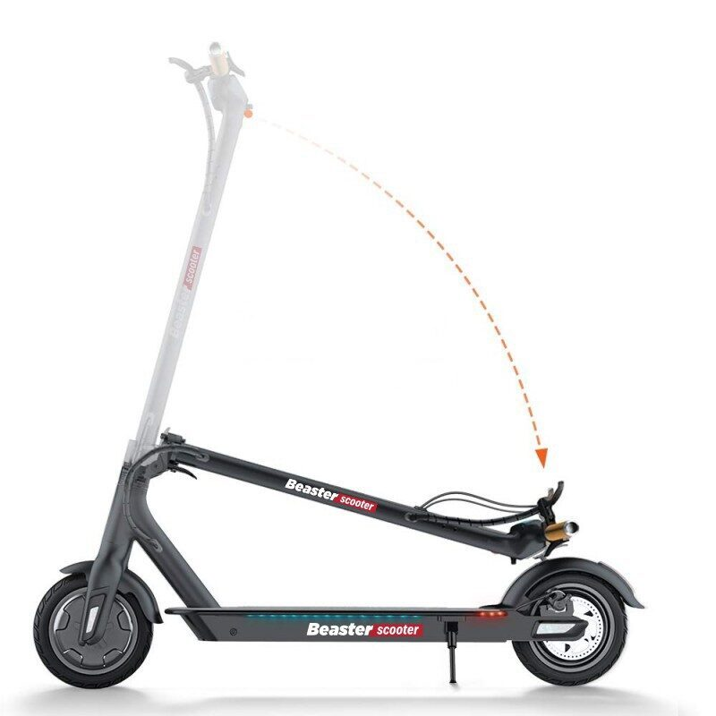Beaster Scooter BS06BL Elektriskais skrejritenis (Melns)
