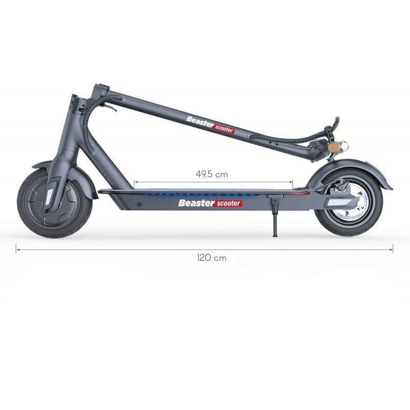 Beaster Scooter BS05W Elektriskais skrejritenis (Balts)