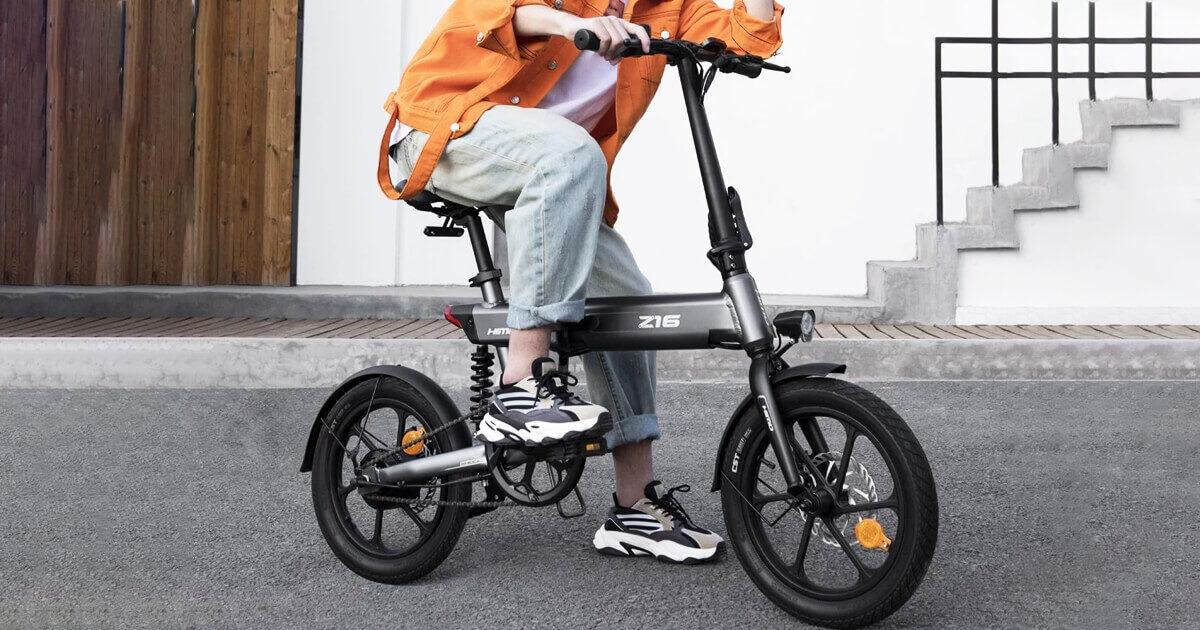 Himo Z16 Elektriskais velosipēds