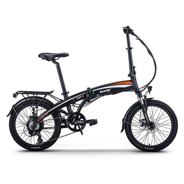 Beaster BS115B Electric bicycle (Black)