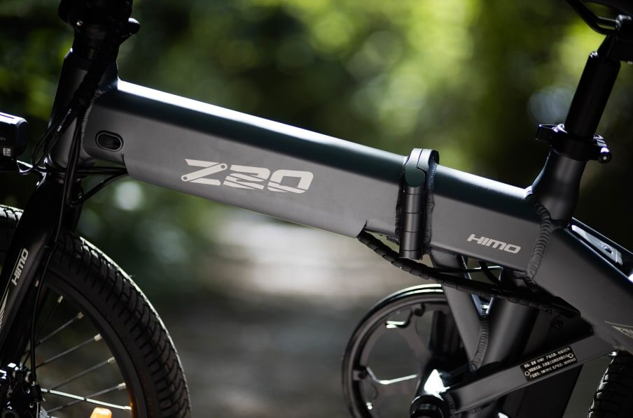 Himo Z20 Elektriskais velosipēds